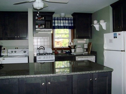 Eastham Cape Cod vacation rental - New kitchen with quartz countertop
