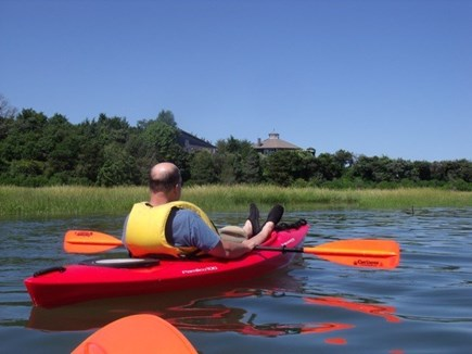 Eastham Cape Cod vacation rental - Enjoy a day of kayaking