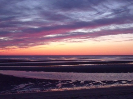 Eastham Cape Cod vacation rental - Lovely Eastham sunset