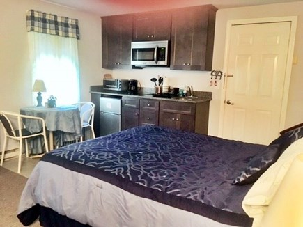 Eastham Cape Cod vacation rental - Queen Bed with new Kitchenette