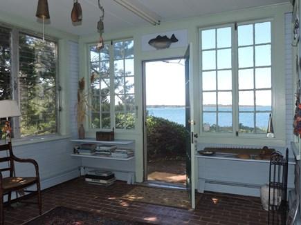 Woods Hole Woods Hole vacation rental - Sunroom