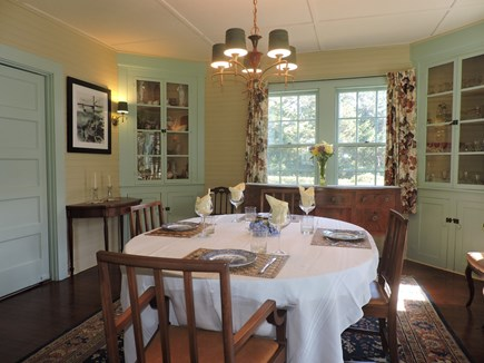 Woods Hole Woods Hole vacation rental - Dining Room