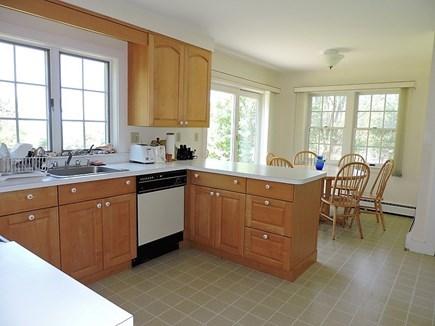 Woods Hole Woods Hole vacation rental - Kitchen w/breakfast nook