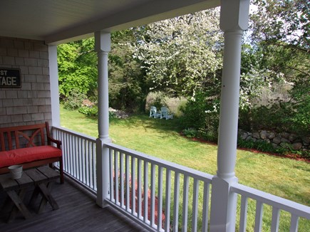 West Falmouth Cape Cod vacation rental - Easy living