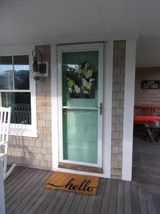 West Falmouth Cape Cod vacation rental - Welcome home