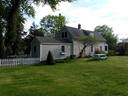 West Falmouth Cape Cod vacation rental - Plenty of outside space to play