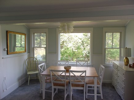 West Falmouth Cape Cod vacation rental - Eat in nook