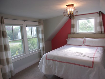 West Falmouth Cape Cod vacation rental - Large second floor bedroom
