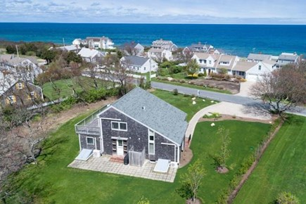 East Dennis Cape Cod vacation rental - Aerial