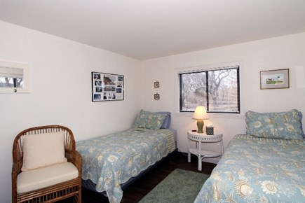 East Dennis Cape Cod vacation rental - Bedroom 1 Main floor (2 Twin)
