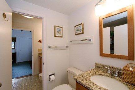 East Dennis Cape Cod vacation rental - Half bath