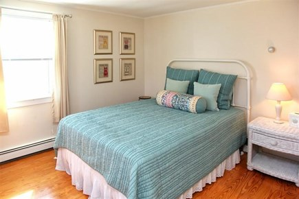 Centerville Centerville vacation rental - First floor master has queen bed, ensuite bath, tv, air condition