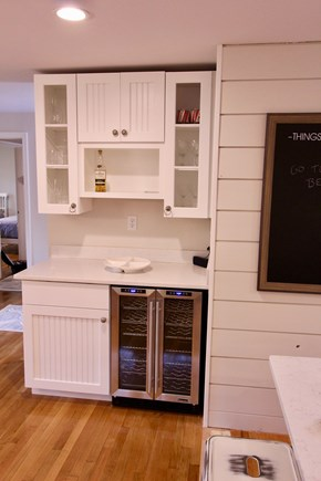 East Falmouth Cape Cod vacation rental - Wine Bar