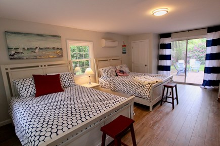 East Falmouth Cape Cod vacation rental - Patio Suite