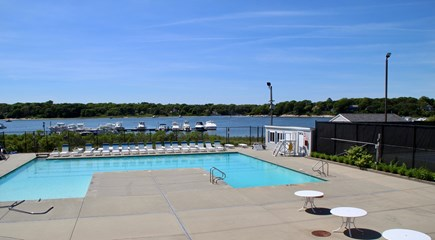 East Falmouth Cape Cod vacation rental - Community Pool