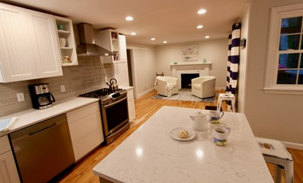 East Falmouth Cape Cod vacation rental - Gourmet Kitchen