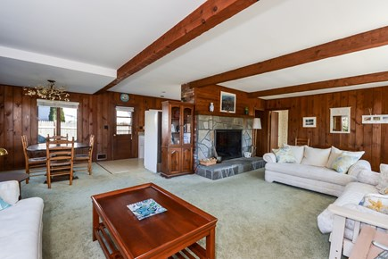 Falmouth Cape Cod vacation rental - Living room view,