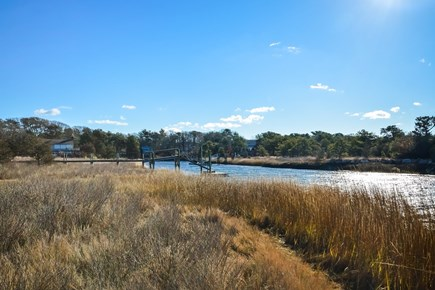 Falmouth Cape Cod vacation rental - Rand's Canal