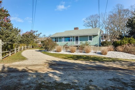 Falmouth Cape Cod vacation rental - Private and plenty of parking.
