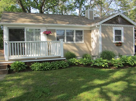 South Dennis Cape Cod vacation rental - Water View - So Dennis - Follins Pond