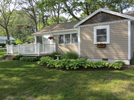 South Dennis Cape Cod vacation rental - Yard