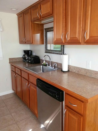 South Dennis Cape Cod vacation rental - Galley Kitchen