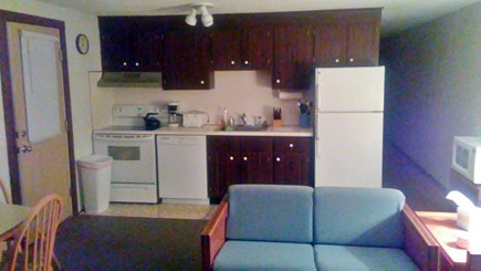 Provincetown Cape Cod vacation rental - Kitchen equipped with pots and pans for your cooking pleasure.