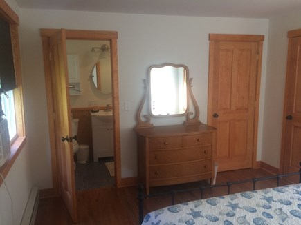 Centerville Centerville vacation rental - Master bed & en-suite bath and closet