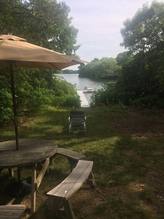 Centerville Centerville vacation rental - Waterfront and dock