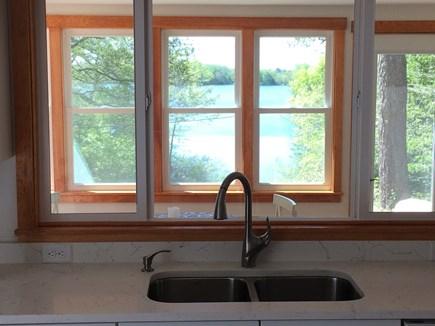 Centerville Centerville vacation rental - Kitchen with water view