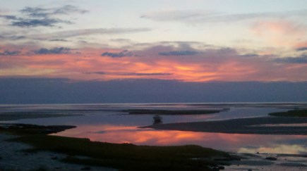 Eastham Cape Cod vacation rental - Sunset at Boat Meadow Beach