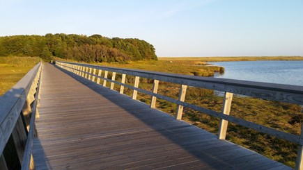 Eastham Cape Cod vacation rental - Bike trail at Coast Guard Beach