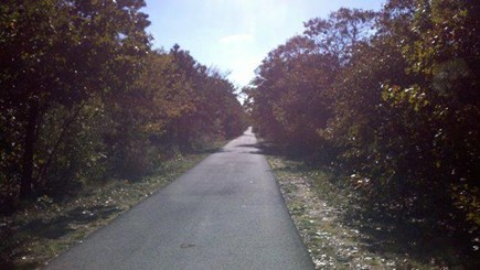 Eastham Cape Cod vacation rental - Bike trail easily accessed from the house
