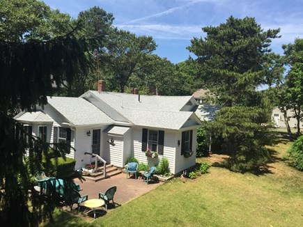 Harwich Port Cape Cod vacation rental - View of Main House