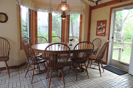 Harwich Port Cape Cod vacation rental - Large Eat In Kitchen