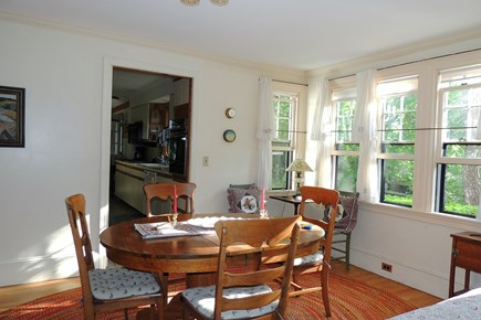 Harwich Port Cape Cod vacation rental - Sunny Dining Room