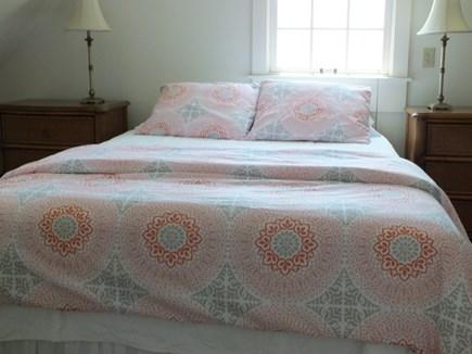 North Truro Cape Cod vacation rental - Second Floor Bedroom One Queen