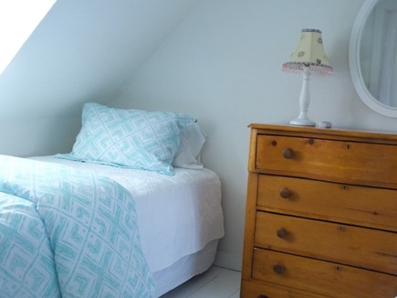 North Truro Cape Cod vacation rental - Second Floor Bedroom One Queen, Two Twins