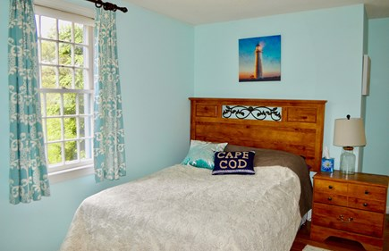 South Chatham Cape Cod vacation rental - Bed Three: 1 Double sized bed