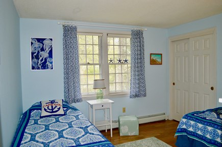 South Chatham Cape Cod vacation rental - Bed Two: 2 Twin Sized Beds