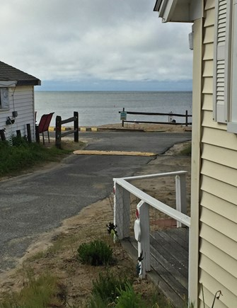 Dennis Port Cape Cod vacation rental - Steps away from the private beach!