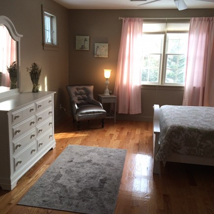 East Dennis Cape Cod vacation rental - Master Bedroom second floor with full bath and Jacuzzi