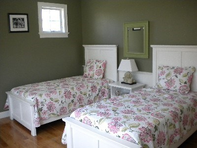 East Dennis Cape Cod vacation rental - Bedroom #3 with twins