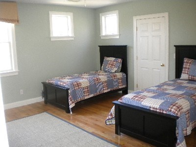 East Dennis Cape Cod vacation rental - Bedroom #4 with twins