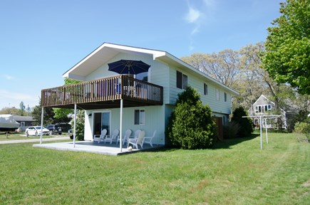 Falmouth Cape Cod vacation rental - Deck & patio