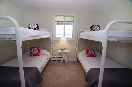 Falmouth Cape Cod vacation rental - 1st floor bunk room