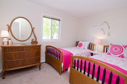 Falmouth Cape Cod vacation rental - Twin beds on 2nd floor