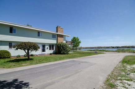 Falmouth Cape Cod vacation rental - Located at the end of Hamilton St.,
