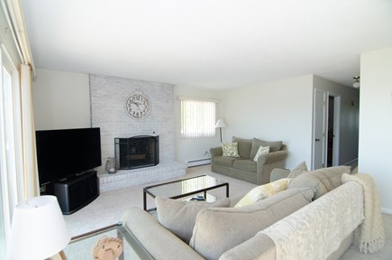 Falmouth Cape Cod vacation rental - Living Room