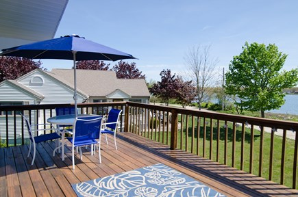Falmouth Cape Cod vacation rental - Great views